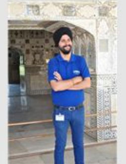 Gurvinder Singh, Agra Tour Guide