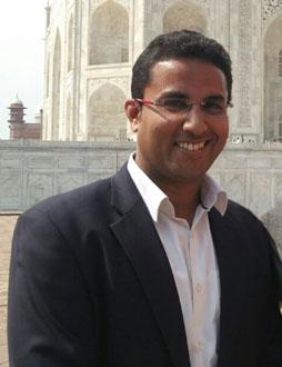Mr. Mohd. Rizwan, Agra Tour Guide