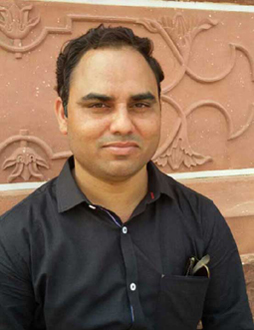 Mr. Mohd Nazeer, Agra Tour Guide