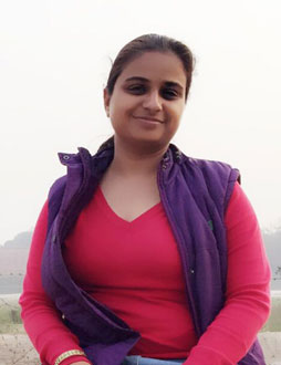 Ms. Neha Agarwal, Agra Tour Guide