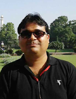 Mr. Vishal, Agra Tour Guide