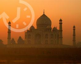 Inlay Work, Taj Mahal