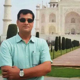 Mohd. Shahnawaz Khan - Taj Tour Guide