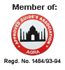 Agra Approved Guide Association Logo