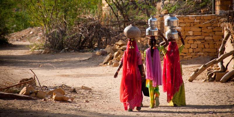 Samode village, Rajasthan